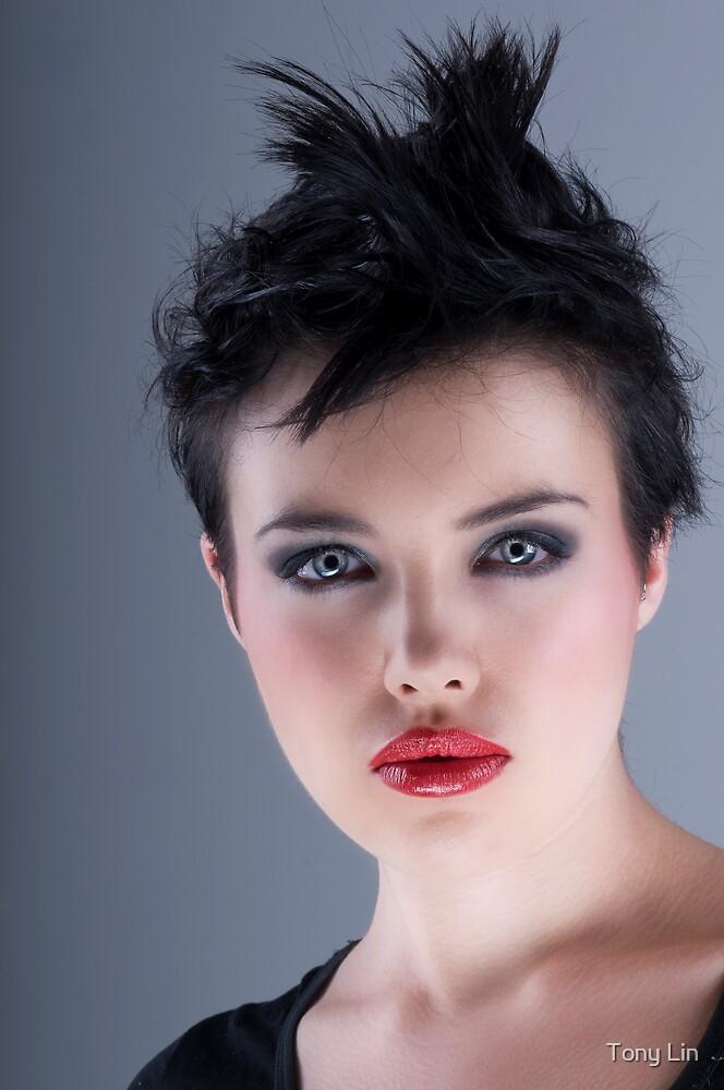 Kristen's Portrait by Tony Lin