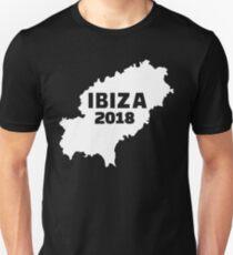 Ibiza 2018 Unisex T-Shirt