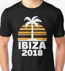Ibiza 2018 Slim Fit T-Shirt
