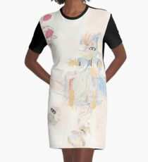 Vivi Orunitia Graphic T-Shirt Dress