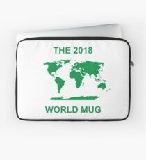 The 2018 World Mug Laptop Sleeve