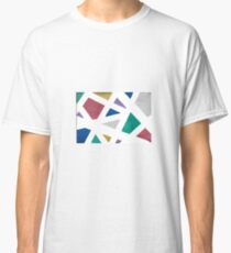 Abstract Color Drawing Classic T-Shirt
