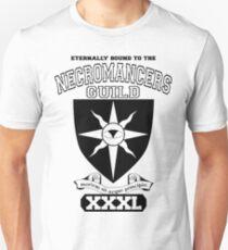 Xcrawl Necromancers Guild T-Shirt