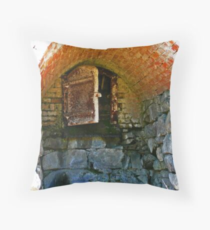 Bayview Limekilns 3 Throw Pillow