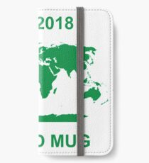 The 2018 World Mug iPhone Wallet/Case/Skin