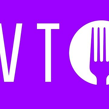 What The Fork! (purple) by OhioApparel