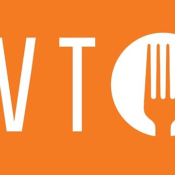 What The Fork!  (orange) by OhioApparel