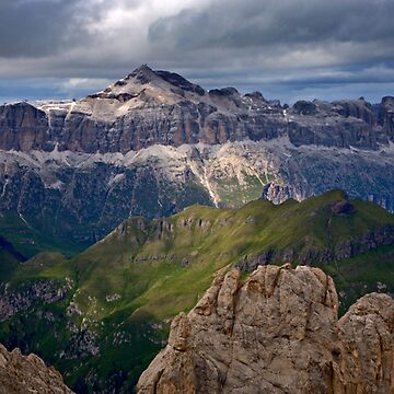 Sella Massif by KrysBailey