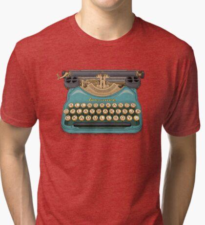 Writer's Block Tri-blend T-Shirt
