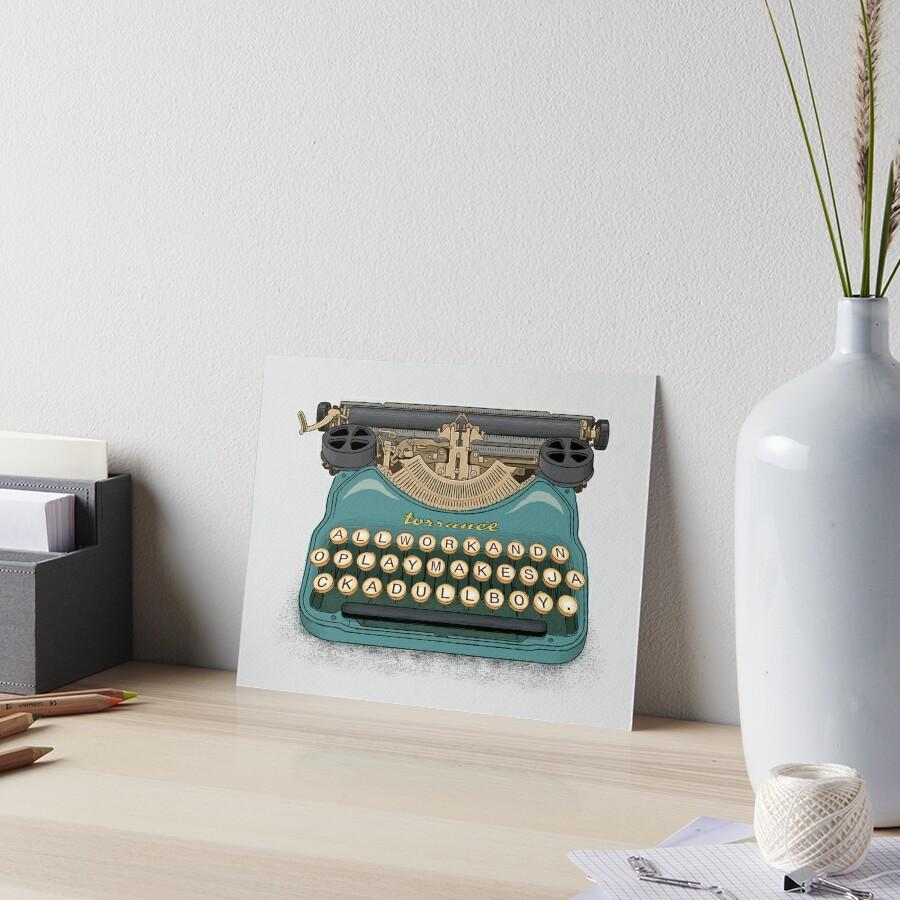 Writer's Block by Dragan Radujko