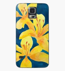 Tiger Lilies Case/Skin for Samsung Galaxy