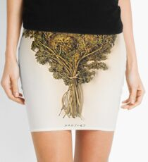 parsley Mini Skirt