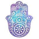 «Espacio Hamsa Hand - I» de maryedenoa