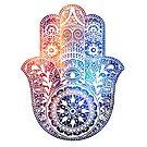 «Espacio Hamsa Hand» de maryedenoa