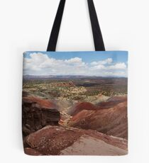 Long Canyon Overlook Tote Bag