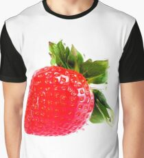 Strawberry 2 Graphic T-Shirt