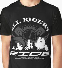 All Riders Evo Cruiser Graphic T-Shirt