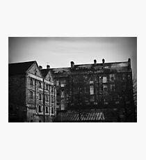 Castle Wharf Nottingham Photographic Print