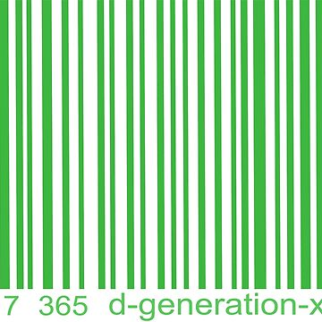 DX Barcode by Waygood83