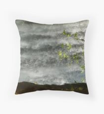 Lower South Falls, No. 3 Throw Pillow