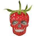 «Cráneo de fresa» de maryedenoa