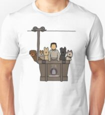 Isle of Dogs Slim Fit T-Shirt