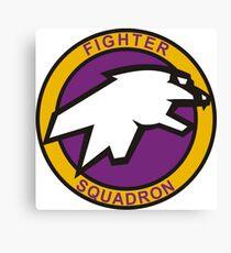 Cougar Squadron Canvas Print