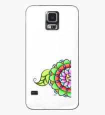 Mandala floral multicolor  Case/Skin for Samsung Galaxy