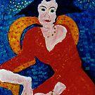Mrs. Wentworth by Linda  Sharpe