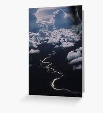 Snake River, PNG Greeting Card