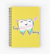 Cuaderno de espiral Sigue sonriendo