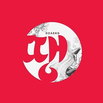 DDAENG by hwanghaes