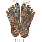Free Your Feet - Earthy by Jay Taylor