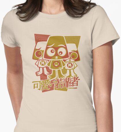 Miffed Mascot Stencil T-Shirt