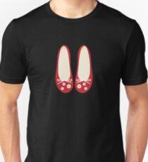 girl shoes Unisex T-Shirt
