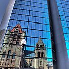 Reflections, Past & Present 2 by Jack DiMaio