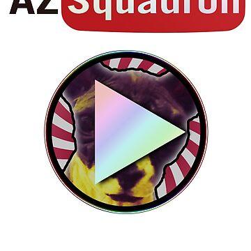 AZ Squadron Shirt by ethanmcrae
