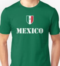 8fc0ea63400 Mexico Soccer - Mexican Football Unisex T-Shirt