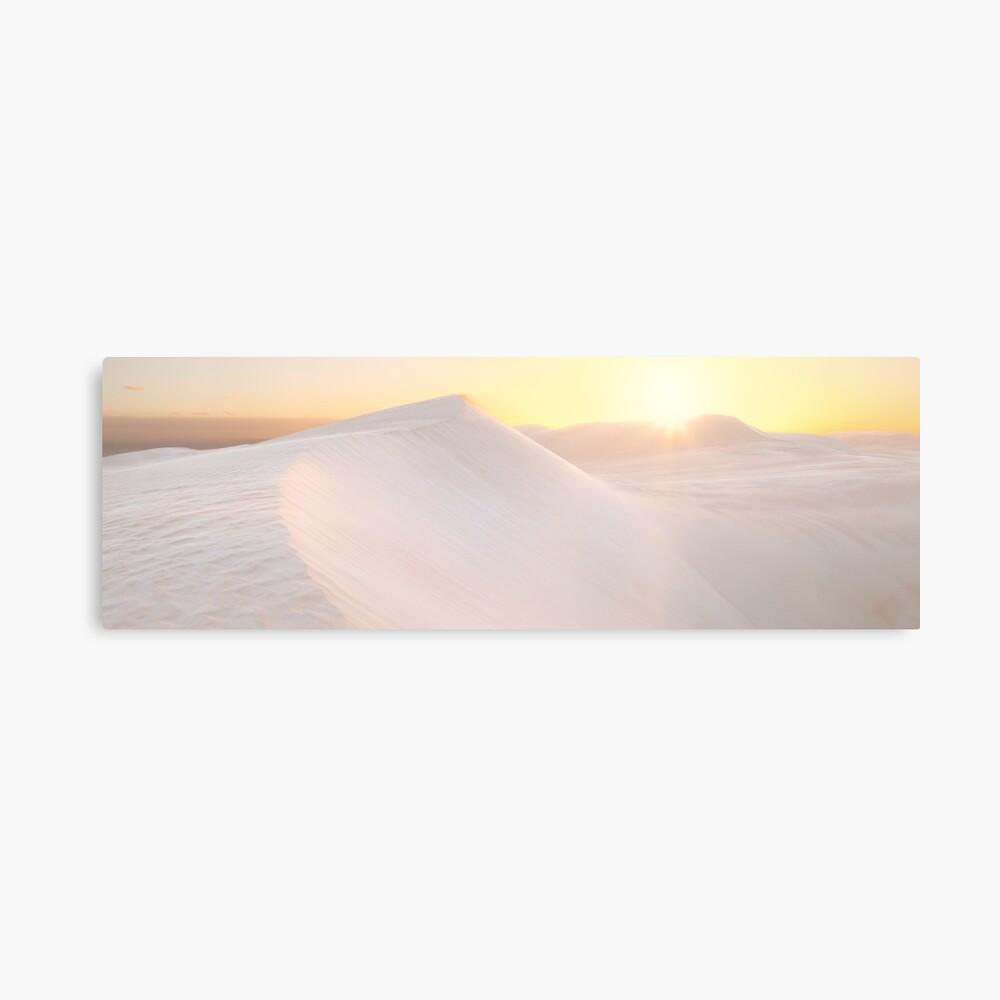 Gunyah Beach Sand Dunes, Coffin Bay, South Australia Canvas Print