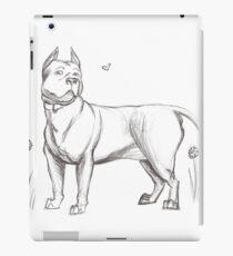 American Staffordshire Terrier iPad Case/Skin