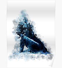 Der Lichkönig - Arthas Menethil Poster