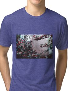 seattle flowers. Tri-blend T-Shirt