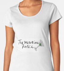 Arctic Monkeys 'The Martini Police' Women's Premium T-Shirt