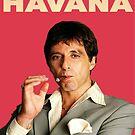Al Pacino - Havana by Razmanian Designs