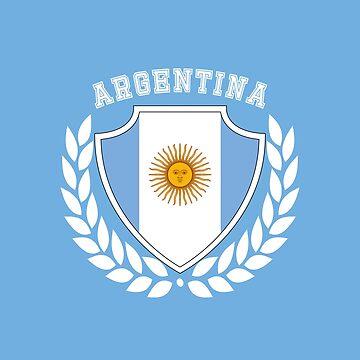Argentina Football by Urban-Zone
