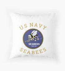 Cojín Camisa marinera Seabees DD 214 Sudadera vintage