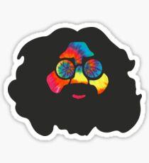 Tie Dye Jerry Sticker