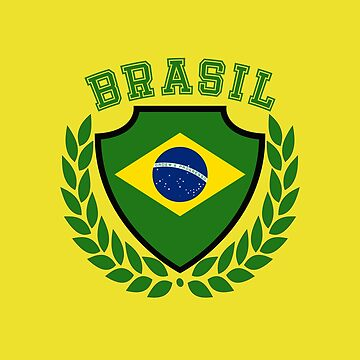 Brasil - Brazil - Football - Soccer by Urban-Zone