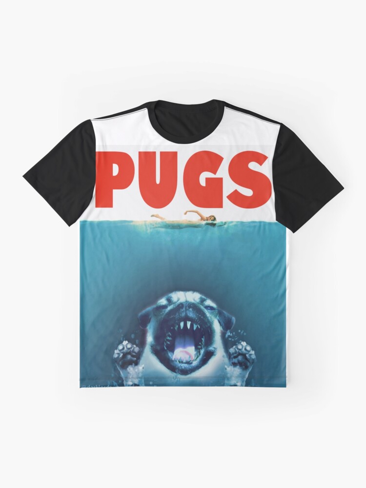 Alternative Ansicht von Pfoten Grafik T-Shirt