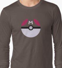 Masterball Long Sleeve T-Shirt